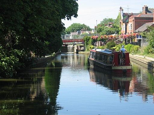 Berkhamsted Canal