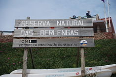 Berlenga Natural Welcome sign.jpg