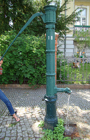 Berlin-Grunewald Humboldtstraße Wasserpumpe-18 June-2009 clip DSC01044.JPG