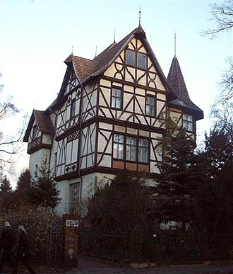 Lichterfelde West - Villa in Kadettenweg