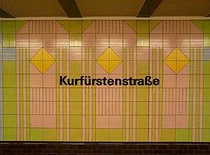 Kurfürstenstraße (Berlin U-Bahn)
