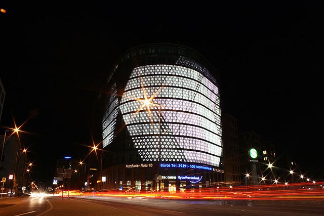 Hotel Berlin Potsdamer Platz Scandic