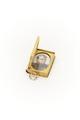 Berlock i guld med miniatyrporträtt av Napoleon I, 1810-tal - Skoklosters slott - 92349.tif