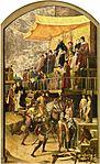 Berruguete, Pedro - Burning of the Heretics (Auto-da-fé) - c. 1500.jpg