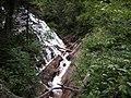 Bertha Falls, Waterton Lakes - panoramio.jpg