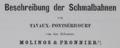 Beschreibung der Schmalbahnen von Tavaux-et-Pontséricourt von den Erbauern Molinos & Pronnier.png