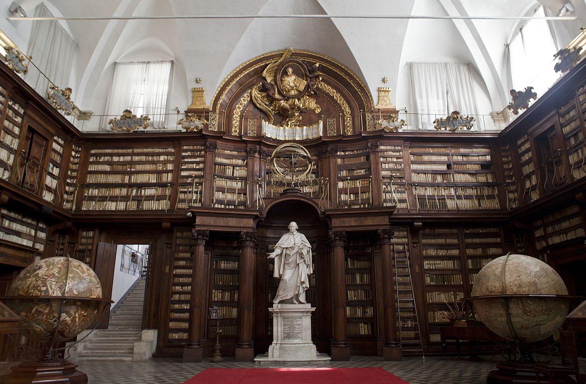Biblioteca Casanatense Wikipedia