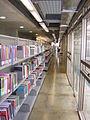 Biblioteca San Javier-Corredor de Libros-Medellin.JPG