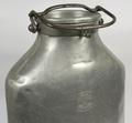 Bidone da latte, da spalla - Musei del cibo - Parmigiano - 155b.tif