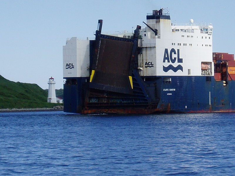 File:Big Atlantic Conveyor Lines Ro-Ro vessel in Halifax.jpg