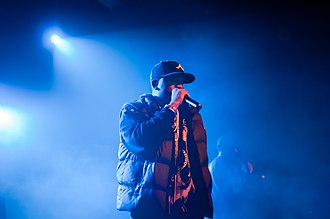 Sir Lucious Left Foot: The Son of Chico Dusty - Big Boi performing on tour in Switzerland, 2010