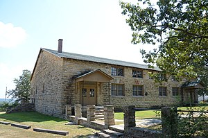 National Register of Historic Places listings in Baxter County, Arkansas