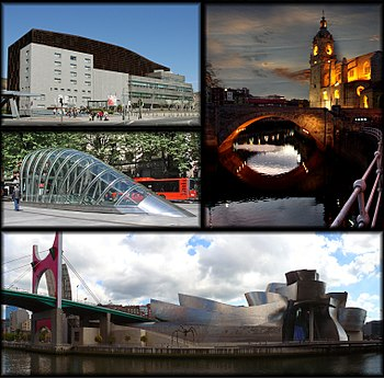 Bilbao-collage
