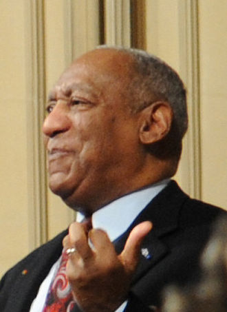 Bill Cosby in advertising - Cosby speaking at Riverside Church, New York City, in 2010.