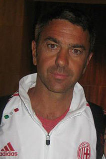 Alessandro Costacurta Italian footballer and manager