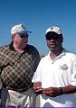 Billy Davis and Premier Michael Misick, Turks and Caicos.JPG