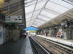 Image illustrative de l'article Bir-Hakeim (métro de Paris)