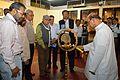 Biswatosh Sengupta - Inaugural Lamp Lighting - Atanu Ghosh Solo Exhibition - Kolkata 2013-12-05 4735.JPG