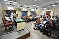 Biswatosh Sengupta Addresses - 7th Benu Sen Memorial Lecture - Kolkata 2018-05-26 0787.JPG