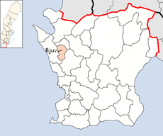 Bjuv Municipality in Scania County.png