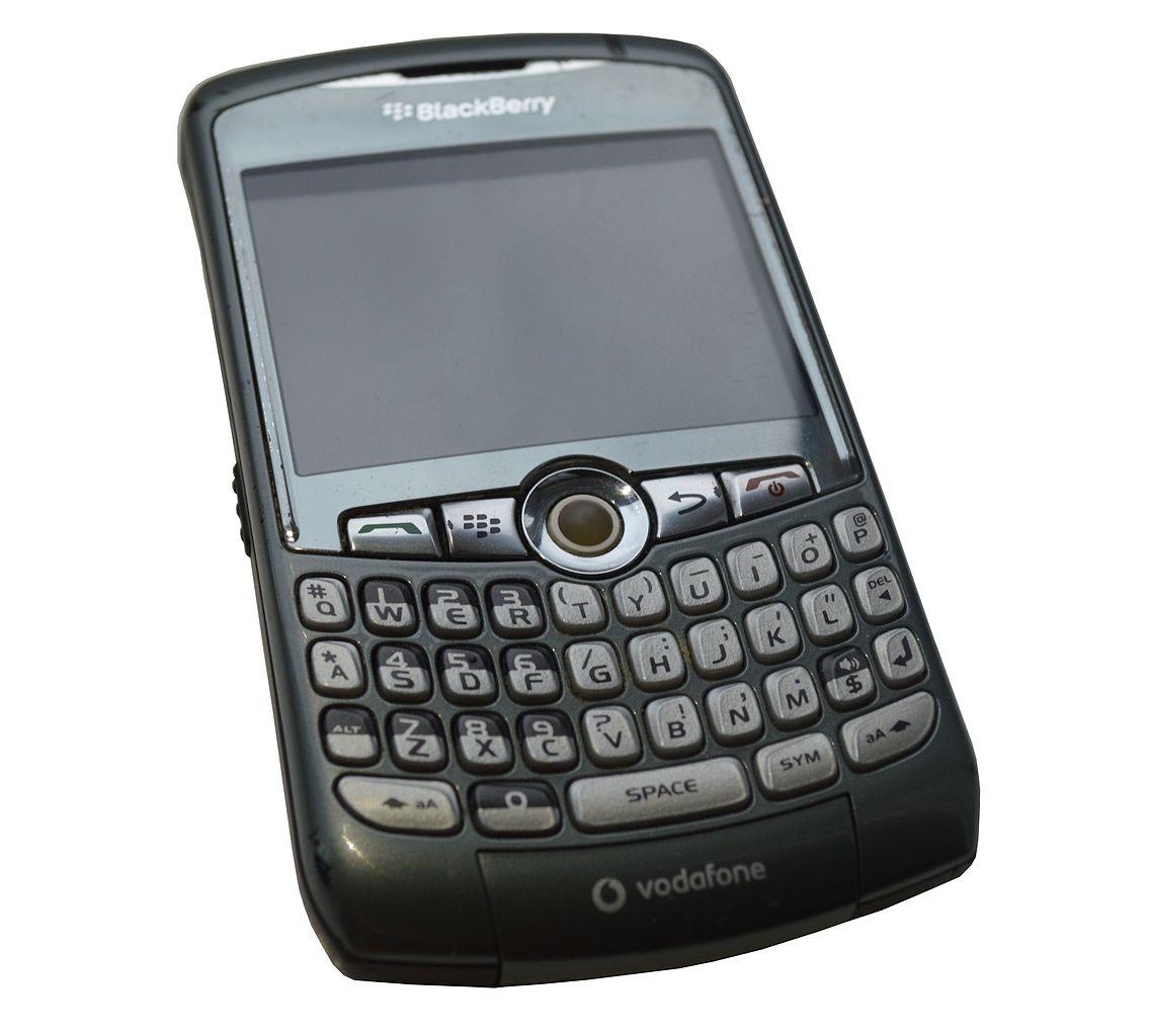 blackberry curve - photo #10