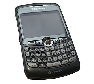 BlackBerry Curve - BlackBerry Curve 8310
