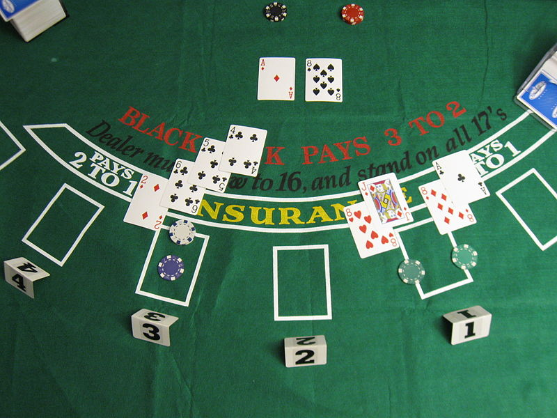 File:Blackjack game 3.JPG - Wikimedia Commons