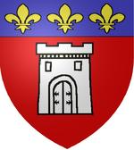 Najac, commune touristique de l'Aveyron 150px-Blason_najac