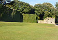 Blockhouse and hedge, Mount Edgcumbe.jpg