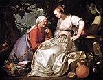 Bloemaert, Abraham - Vertumnus and Pomona - 1620.jpg