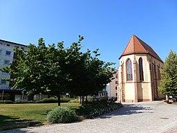 Blumenhof in Pforzheim