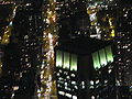 Blurred pictures Night in Manhattan 20091202 013.JPG