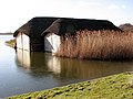 Boathouses on Hickling Broad - geograph.org.uk - 1151748.jpg