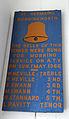 Bobbingworth, Essex, England - St Germain's Church interior - TV commemoration.JPG