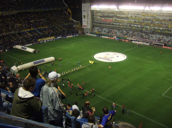 Boca Juniors - Colo colo