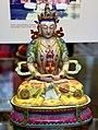 Bodhisattva, Sino-Tibetan style, Qing Dynasty, from China, British Museum.jpg