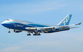 Boeing 747 wikip dia for Avion 747 interieur