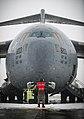 Boeing C-17 Globemaster III (USAF) Manas (12303704433).jpg