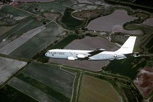 Boeing EC-135 - EC-135A ALCC