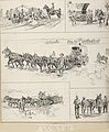 Boer War; five sketches of the ambulance service and Langman Wellcome V0015531.jpg