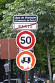 Bois de Boulogne commune ville roadsign.jpg