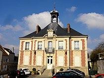 Boissy-l'Aillerie (95), mairie, rue de la République.jpg