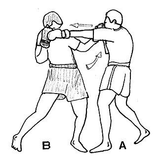 Counterpunch (boxing) - Image: Bolo 1
