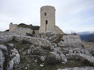 Castle of Bominaco - Castle in Bominaco