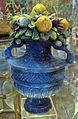 Bottega di giovanni della robbia, vaso biansato, 1500-1510 ca..JPG