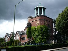 Bournville Junior School and campanile.jpg