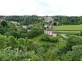 Boussac 23 panorama depuis jardin à côté château.jpg