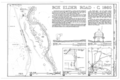 Box Elder Road, Between 104th and 112th Avenues, Hudson and Watkins Roads, Watkins, Adams County, CO HAER COLO,1-WATK.V,1- (sheet 1 of 1).png