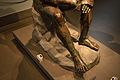 Boxer of Quirinal (Mys from Taranto) - Detail of the feet.JPG