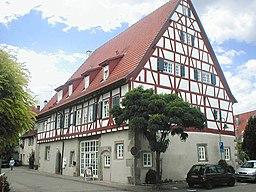 Brackenheim fw rosengasse1580